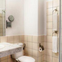 Hotel Focus Lodz ванная