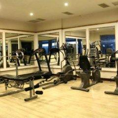 Hane Sun Hotel Сиде фитнесс-зал фото 2