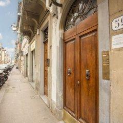 Отель Ognissanti Италия, Флоренция - отзывы, цены и фото номеров - забронировать отель Ognissanti онлайн вид на фасад