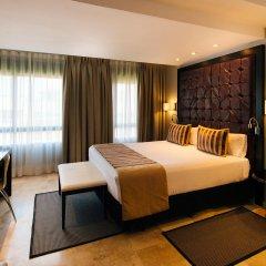 Отель Mirador de Chamartin Испания, Мадрид - отзывы, цены и фото номеров - забронировать отель Mirador de Chamartin онлайн комната для гостей фото 2