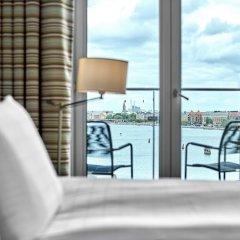 Отель Copenhagen Island балкон