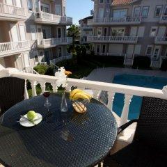 Olympias Court Residence Турция, Белек - отзывы, цены и фото номеров - забронировать отель Olympias Court Residence онлайн балкон