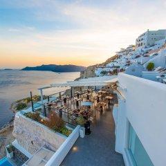 Отель Santorini Secret Suites & Spa бассейн фото 2