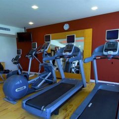 Отель Hilton Garden Inn Riyadh Olaya фитнесс-зал фото 4
