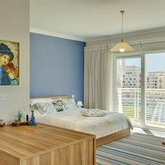 Отель Luxury Apartment inc Pool & Views Мальта, Слима - отзывы, цены и фото номеров - забронировать отель Luxury Apartment inc Pool & Views онлайн комната для гостей
