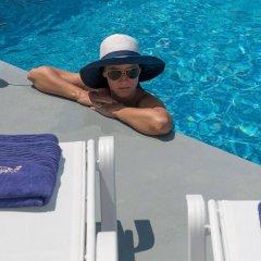 Отель Pegasus Suites & Spa Остров Санторини фитнесс-зал