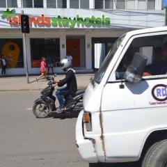 Отель Islands Stays Hotels- Mactan Филиппины, Лапу-Лапу - 3 отзыва об отеле, цены и фото номеров - забронировать отель Islands Stays Hotels- Mactan онлайн городской автобус
