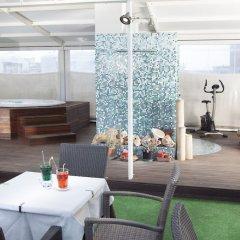 Отель Cadiz Италия, Римини - отзывы, цены и фото номеров - забронировать отель Cadiz онлайн фитнесс-зал фото 3