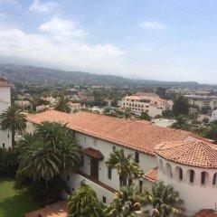 Отель Simpson House Inn США, Санта-Барбара - отзывы, цены и фото номеров - забронировать отель Simpson House Inn онлайн балкон
