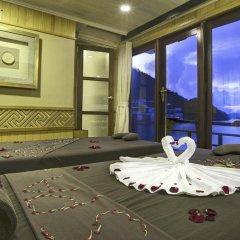Отель Pelican Halong Cruise спа