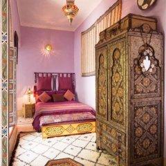 Отель Riad Dar Eliane Марокко, Марракеш - отзывы, цены и фото номеров - забронировать отель Riad Dar Eliane онлайн комната для гостей фото 4