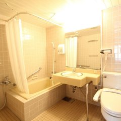 APA HOTEL Fukuoka Watanabedori Ekimae EXCELLENT ванная фото 2