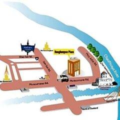 Отель Banglumpoo Place бассейн