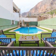 Отель Fidalsa Amazing Mountain View Испания, Ориуэла - отзывы, цены и фото номеров - забронировать отель Fidalsa Amazing Mountain View онлайн балкон