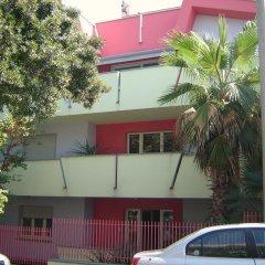 Отель Residence Villa Chiara парковка