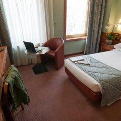 Michelangelo Hotel Милан комната для гостей