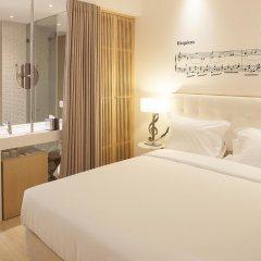 Hotel da Musica комната для гостей фото 3