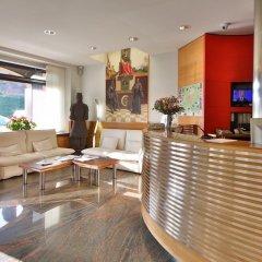 Отель Albergo Roma, Bw Signature Collection Кастельфранко интерьер отеля