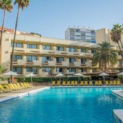 Отель Royal Al-Andalus Испания, Торремолинос - 4 отзыва об отеле, цены и фото номеров - забронировать отель Royal Al-Andalus онлайн бассейн фото 3