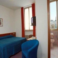 Отель New Alexander Генуя комната для гостей фото 3