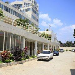 Le Panoramique Hotel by Celexon парковка