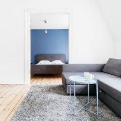 Отель 2-bedroom apartment by Kongens Nytorv Дания, Копенгаген - отзывы, цены и фото номеров - забронировать отель 2-bedroom apartment by Kongens Nytorv онлайн комната для гостей фото 3