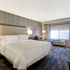 Отель Hampton Inn & Suites Los Angeles Burbank Airport Лос-Анджелес комната для гостей фото 2