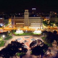 Отель Olivia Plaza Барселона парковка