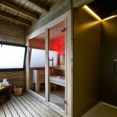 Отель Camping Salata Испания, Курорт Росес - отзывы, цены и фото номеров - забронировать отель Camping Salata онлайн сауна