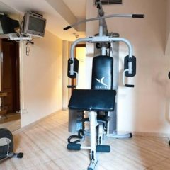 Отель ALGETE Альгете фитнесс-зал фото 3