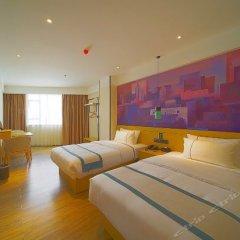 City Convenient Hotel (Guangzhou Xiamao Bus Passenger Station Shop) комната для гостей фото 5