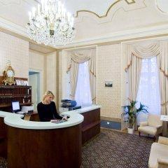 Chateau Hotel Liblice Либлице интерьер отеля фото 2