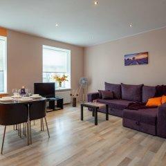Апартаменты Modern Riga Сentral комната для гостей фото 3