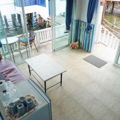 Отель Baan I Taley On Sea комната для гостей