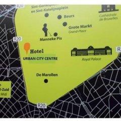 Отель Urban City Centre Hostel Бельгия, Брюссель - 2 отзыва об отеле, цены и фото номеров - забронировать отель Urban City Centre Hostel онлайн