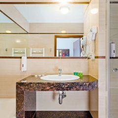 Отель JASEK Вроцлав ванная фото 5