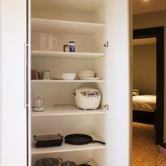 Апартаменты GreyStone Apartments 03 удобства в номере фото 2