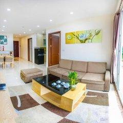 Апартаменты MHG Home Luxury Apartment комната для гостей фото 3