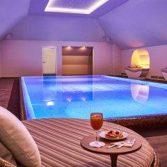 Отель Taschenbergpalais Kempinski Германия, Дрезден - 6 отзывов об отеле, цены и фото номеров - забронировать отель Taschenbergpalais Kempinski онлайн бассейн фото 2