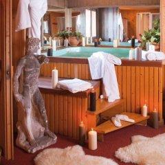 Отель Le Sherpa Val Thorens Hôtels-Chalets de Tradition сауна