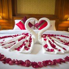 Отель Tony Resort сейф в номере