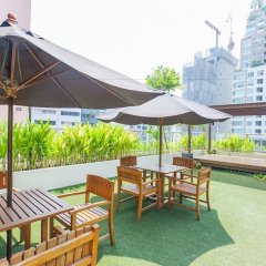 Отель Oakwood Residence Sukhumvit 24, Bangkok фото 5