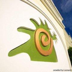 Отель Krabi Tipa Resort спортивное сооружение