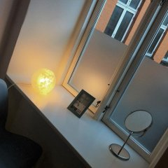 Отель Kapelvej Apartments Дания, Копенгаген - отзывы, цены и фото номеров - забронировать отель Kapelvej Apartments онлайн интерьер отеля
