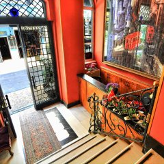 Santa Ottoman Hotel Турция, Стамбул - 1 отзыв об отеле, цены и фото номеров - забронировать отель Santa Ottoman Hotel онлайн развлечения