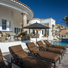Отель Villa Paraiso Мексика, Сан-Хосе-дель-Кабо - отзывы, цены и фото номеров - забронировать отель Villa Paraiso онлайн бассейн фото 3