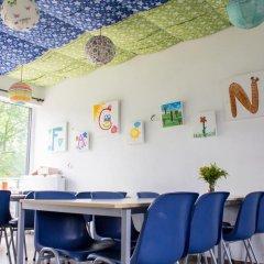 Отель Le Fagotin детские мероприятия