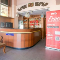 Отель OYO 348 Saithong Place На Чом Тхиан интерьер отеля