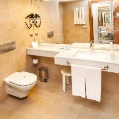 Отель Deloix Aqua Center Испания, Бенидорм - отзывы, цены и фото номеров - забронировать отель Deloix Aqua Center онлайн ванная
