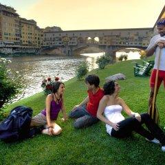 Отель Camping Michelangelo Флоренция фитнесс-зал